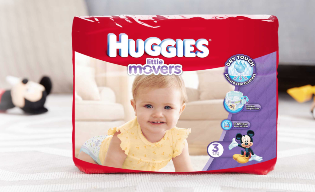 Huggies little movers deal