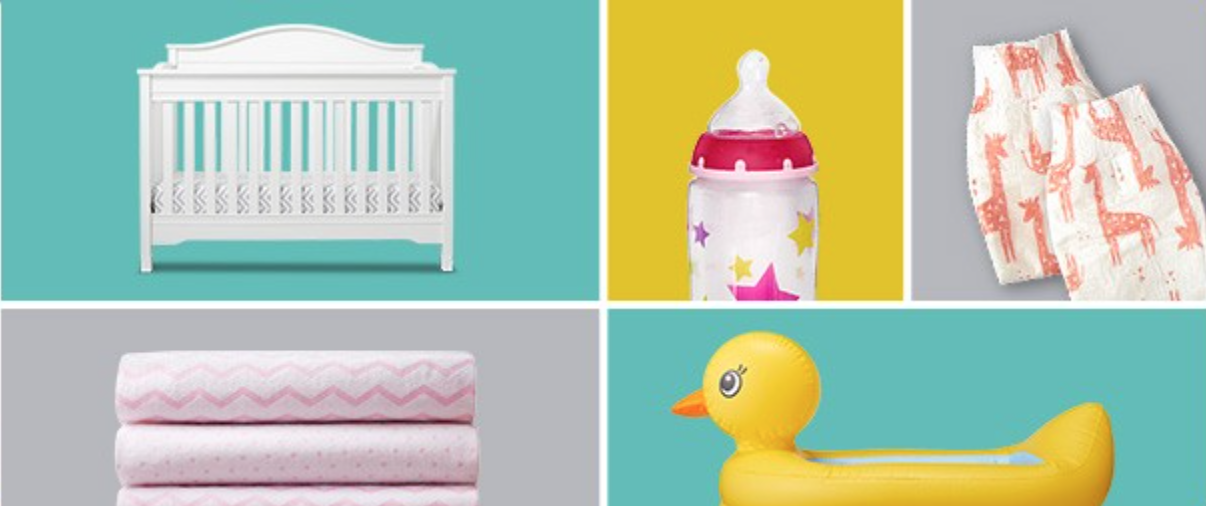 target baby registry freebies