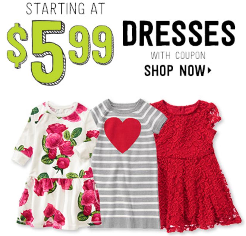 $5.99 dresses