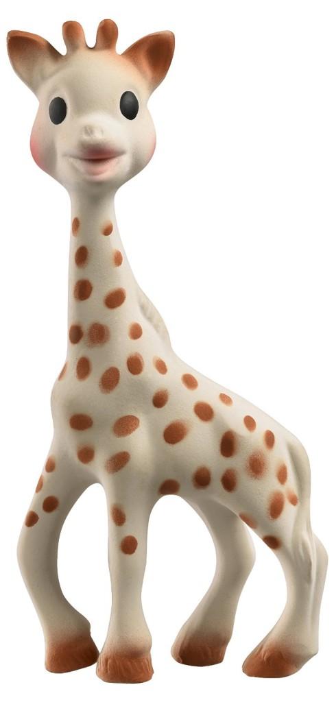 sophie giraffe teether