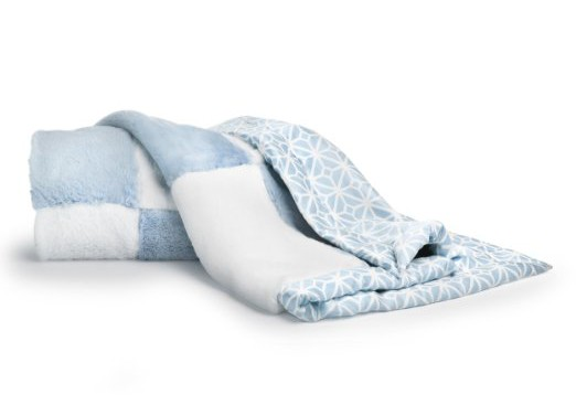 boys fur baby blanket