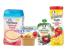 gerber foods