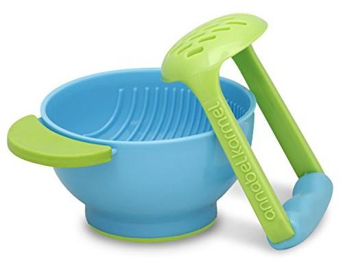 nuk mash and serve bowl