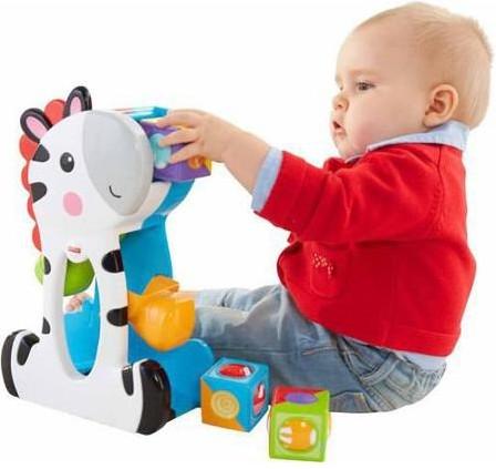 roller blocks zebra at walmart toy