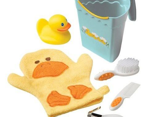 safety 1st ducky bath and groom kit