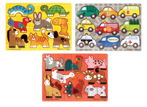 sale on melissa & doug puzzles