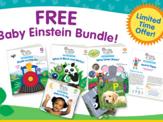free baby einstein bundle gift